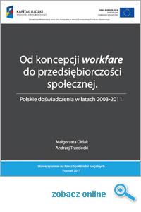 Publikacja Workfare