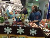 II Bożonarodzeniowy Kiermasz Produktów Ekonomii Społecznej w CH Ferio.